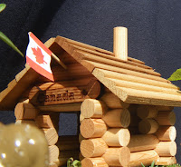 Small Canadian house
