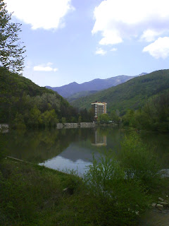 Olt River/ Riul Olt - Romania