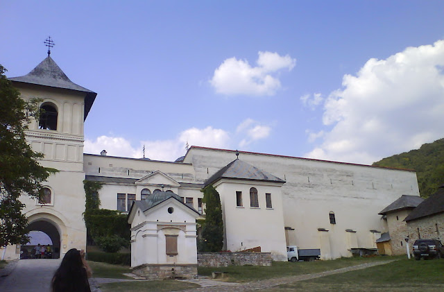 Horezu Monastery entrance, Romania, UNESCO Patrimony
