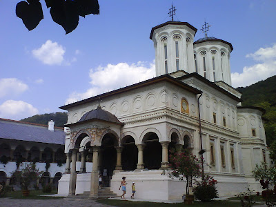 Horezu Monastery - Cultural Site on the List of World Heritage Sites