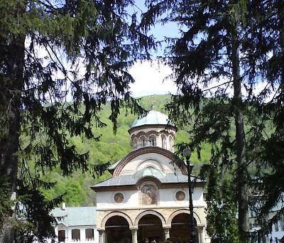 Cozia Monastery - Valcea county