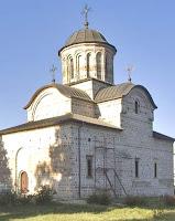 Sf Nicholas (Sf. Nicolae) Church, Curtea de Arges