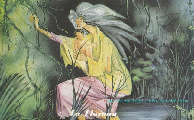 la llorona an oral tradition A critical analysis of the important ways in which la llorona—the weeping  woman—has shaped mexican cultural identity, from folktales to acts of political.