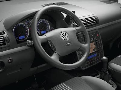 Volkswagen Sharan Interior