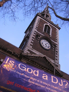 Photo of St Mary's Church, Upper street, Islington, London