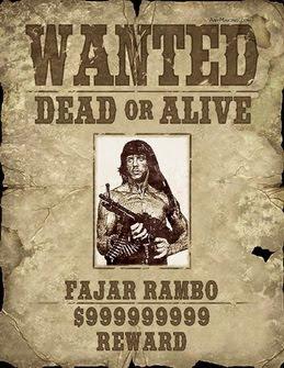 Membuat Gambar/Poster Wanted ala One Piece ~ Edit Photo Online