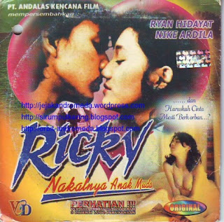 Download Film Ricky Nakalnya Anak Muda 1990