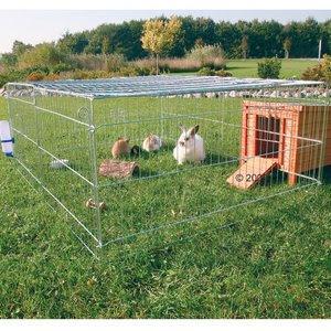 Los conejos casas y jueguetes para los conejitos - Casas para conejos enanos ...