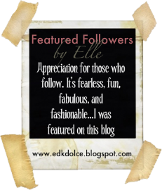 Featured Followers by Elle