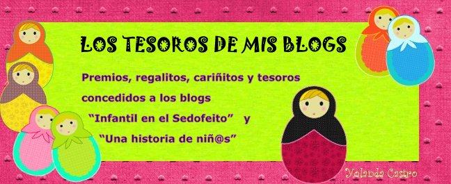 LOS TESOROS DE MIS BLOGS