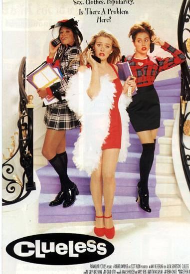 VER Clueless (Fuera de onda) (1995) ONLINE ESPAÑOL
