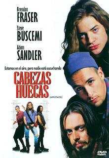 VER Cabezas huecas (Airheads) (1994) ONLINE ESPAÑOL