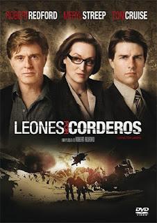 Leones por corderos (2007) online