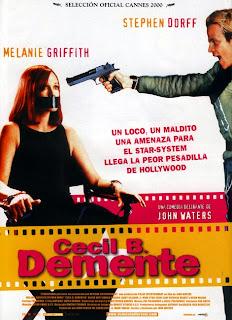 VER Cecil B. Demented (2000) ONLINE ESPAÑOL