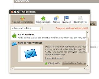 yahoo mail notifier ubuntu linux