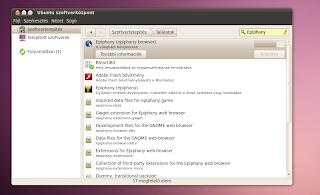 Epiphany browser ubuntu