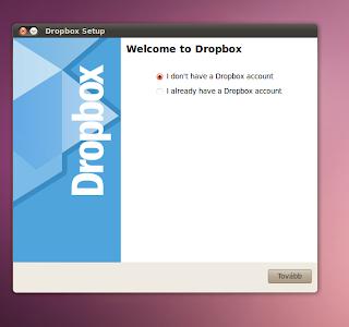 ubuntu dropbox