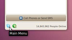 Ubuntu Linux Skype