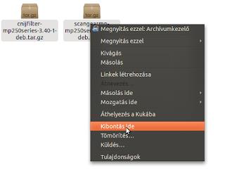 canon mp 250 ubuntu linux