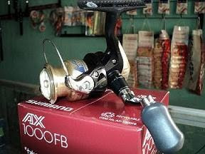 Shimano ax 1000