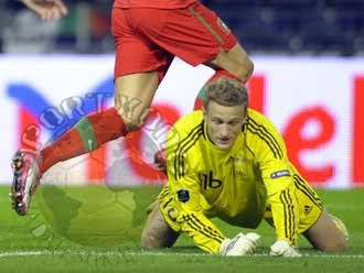 Anders_lindegaard_Manchester_united