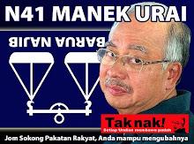 Katakan Tidak Kepada Najib !!