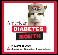 Parker's Diabetes Awareness Badge