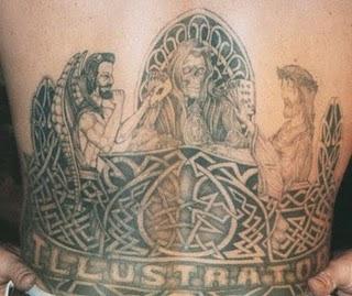 Tattoo Designs - Celtic Strength Tattoos