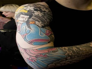 Arm Japanese Tattoo Designs Gallery