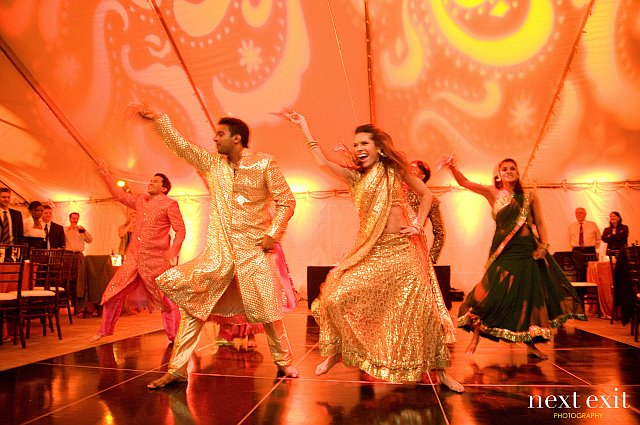 Dance bollywood wedding
