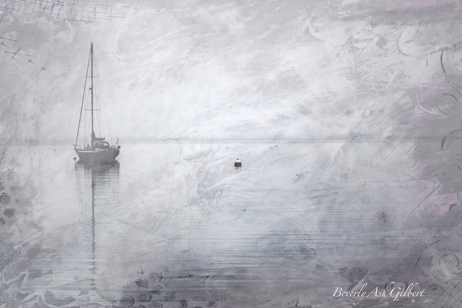 still water texture. Still Water. Attempting A Painting-over-plaster Look With New Textures I Created In Kim Klassen\u0027s E-course. Original Photo (taken On Misty Day) Was Very Water Texture