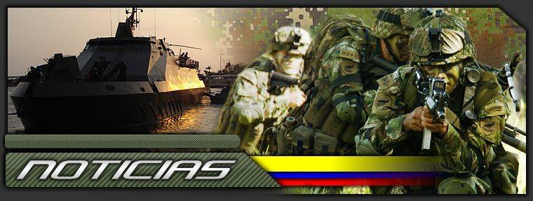 Noticias Fuerzas Militares de Colombia