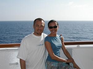 Joe & Jamie 04/2003