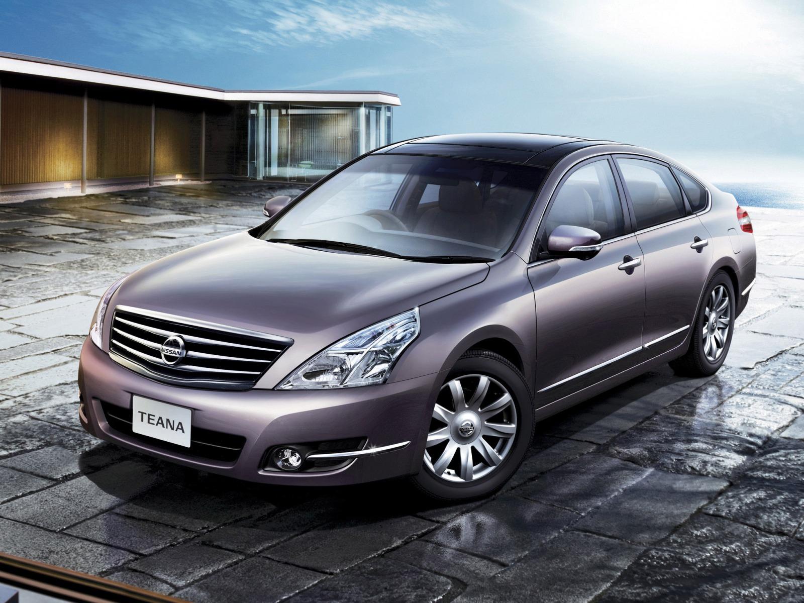 Automotive All New Nissan Teana