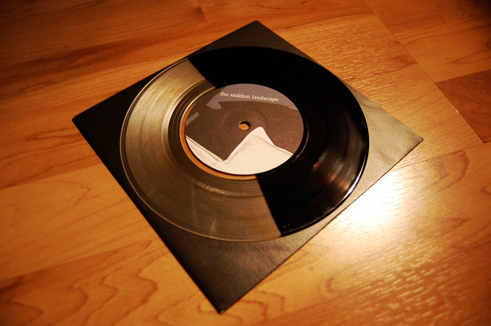 Jordy X Vinyl Update 49 The Saddest Landscape Trophy Scars