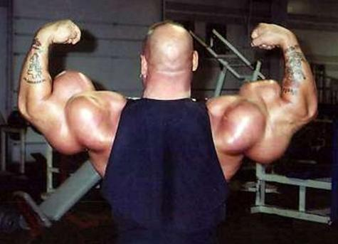 World's Biggest Biceps: Amazing Wallpapers, Photos