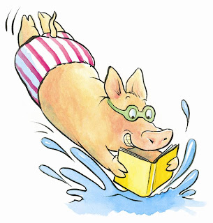 Make a Splash at Your Library Pig
