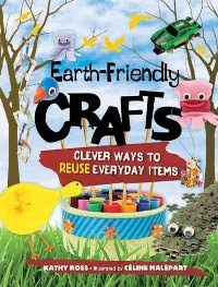 Earth-Friendly Crafts cover