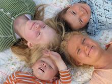 Mina älskade ungar från 2 1/2 -16 år (när bilden togs)