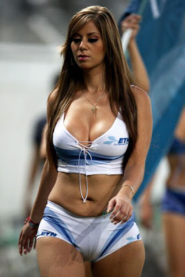 Sexy Sideline Senoritas