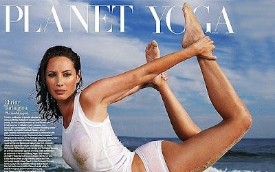 Most Sexy yoga photo poses gallery