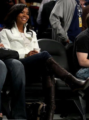 Gabrielle Union, NBA All-Star Game
