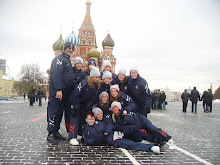 Myself & My Team In Russia