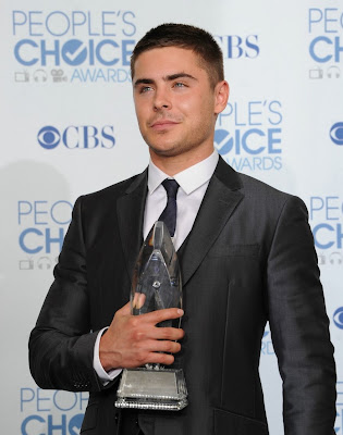 zac efron 2011. Zac Efron at 2011 People#39;s
