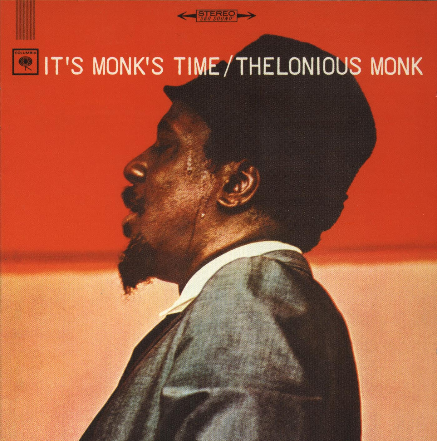 thelonious monk - it's monk's time (sleeve art)