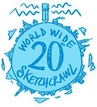 20th Sketchcrawl