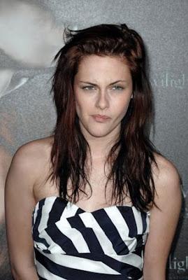 Kristen Stewart Weird on Kristen Stewart