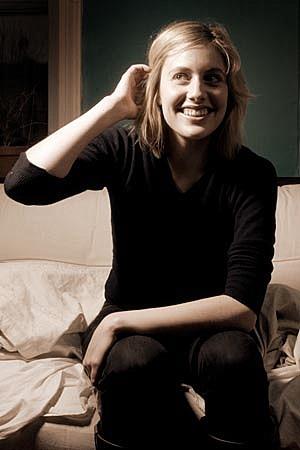 Greta Gerwig  photo.. ... Christine Taylor Greta Gerwig ...