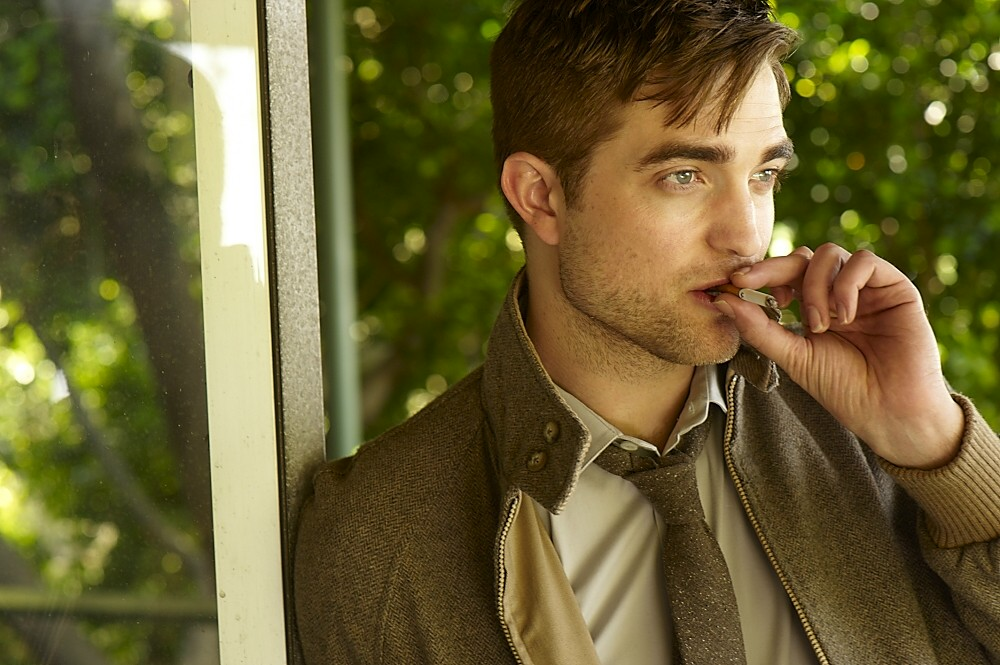 robert pattinson smoking cigarette. smoking a cigarette beside