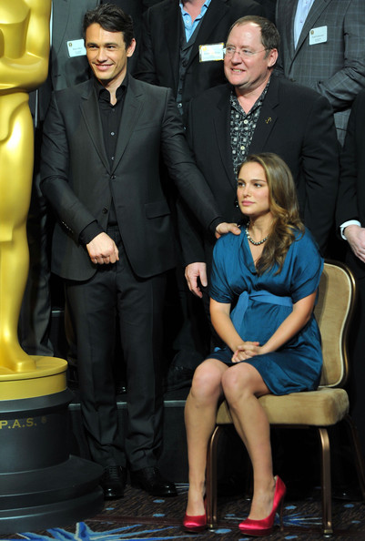 WEIRDLAND: Natalie Portman attending the 83rd Academy ...